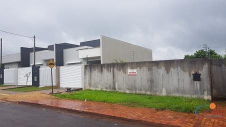 Terreno em Santa Terezinha de Itaipu.... José Pedro da Silva